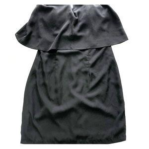 B Darlin Strapless Mini Dress New.  Size 1/2